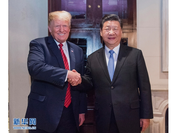 On the evening of December 1, 2018, President Xi Jinping was invited to dinner and meet with President Trump in Buenos Aires.